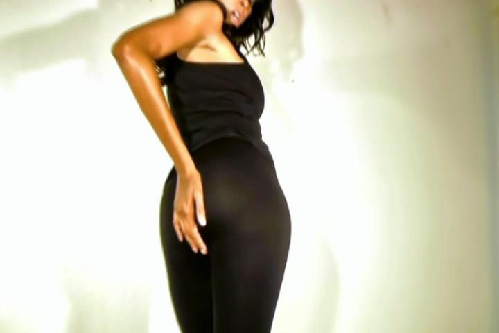 Sexy nude bent over