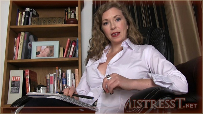 Mistress T ~ Small Penis Therapy