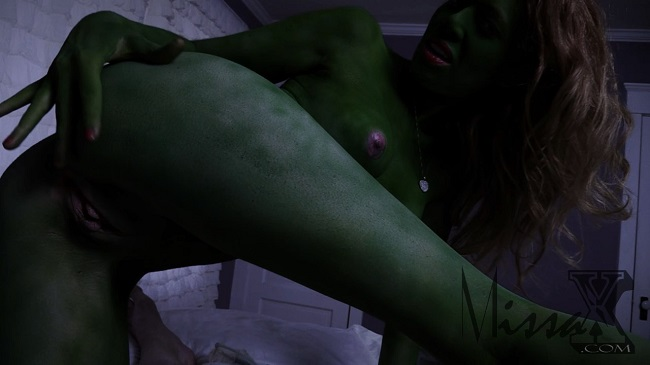She Hulk III: Sex Induced