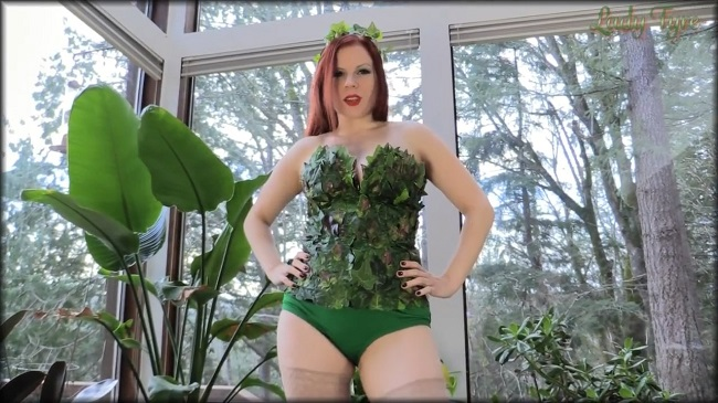 Poison Ivy Captures & Interrogates