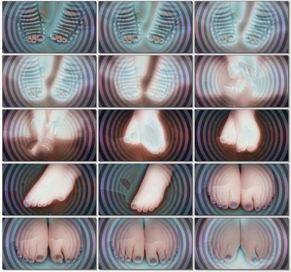 Foot Fetish Frenzy